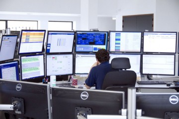 CLS French operation center