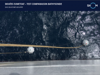 buoy at sea drifters trusted copernicus cls